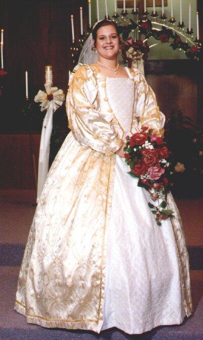 Andorian wedding